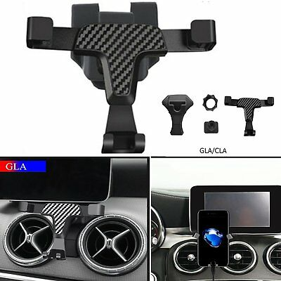 Class Mobile - Mobile Phone Air Vent Mount Car Holder For Mercedes-Benz GLA GLC CLA A/C-Class