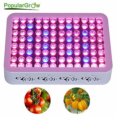 Buy and sell PopularGrow 300W LED Grow Light Full Spectrum Double products
