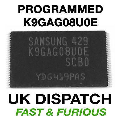 K9GAG08U0E SAMSUNG !new soft! NAND UE32 UE37 UE40 UE46 D5500 programmed D5700