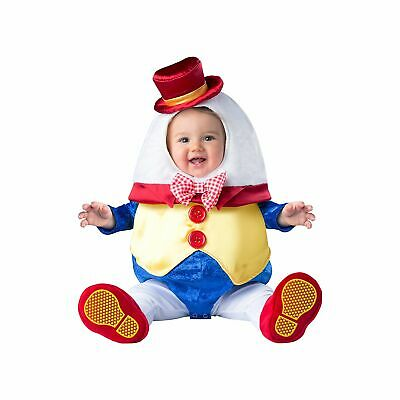 Humpty Dumpty Halloween Costume for Babies, 12-18M, with Included Accessories