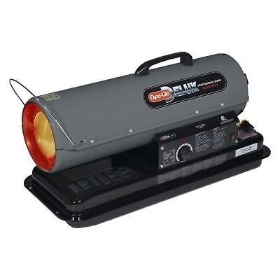 Kerosene, Diesel, Fuel Oil Forced Air Space Heater Outdoor Heat Portable 80K