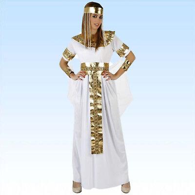 Ägyptische Königin Pharaonin Gr. M-XL Ägypterin Antike Damenkostüm Pharao