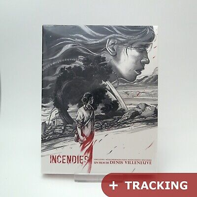 Incendies . Blu-ray Limited Edition