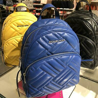 Michael Kors Women Leather Travel School Shoulder Backpack Bag Handbag Satchel
