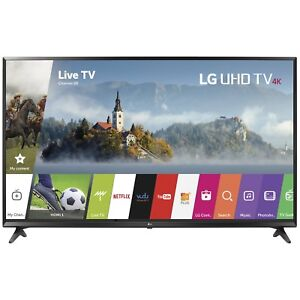 "LG 4K UHD - HDR Effect Smart 60"" - TV 60 inch Web OS 3.5"