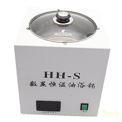 Hh-s Waterbath Heatblock Thermostatic Water Bath