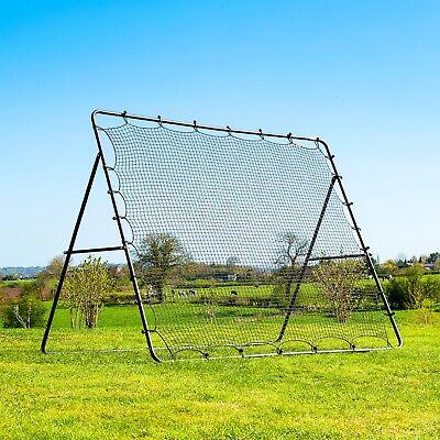 Jumbo Baseball Pitchback Net   9ft x 7ft Adjustable Baseball Rebounder Wall