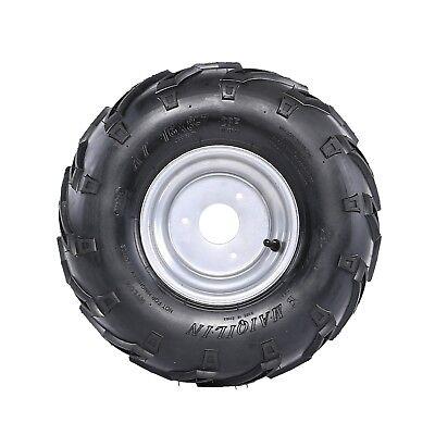 "16X8- 7"" inch 3 Stud Wheel Rim + Tyre Tire 150cc 125cc Quad Dirt Bike ATV Buggy"