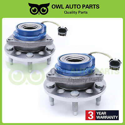 Front Wheel Hub Bearings for Buick Chevy Pontiac Cadillac Olds w/ ABS 513087 X2