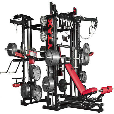 TYTAX® T3-X BEST HOME GYM MACHINE | BODYBUILDING WORKOUT EXERCISE