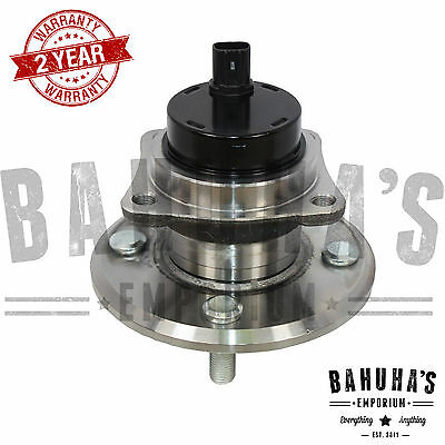 REAR HUB WHEEL BEARING WITH ABS FOR TOYOTA PRIUS, COROLLA E12, VERSO 2000-2008