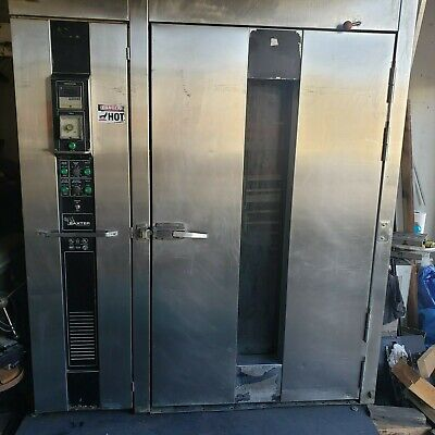 Baxter Single Rack Oven With Steam
