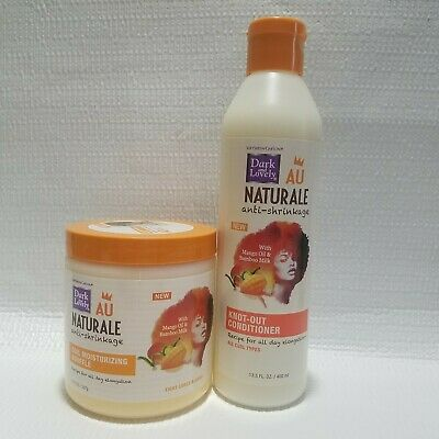 Dark & Lovely Au Naturale Anti-Shrinkage Coil Moisturizing Knot-Out Conditioner
