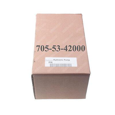 705-53-42000 Hydraulic Pump ASS'Y For Komatsu WA600-3 WA600-3D WD600-3 568