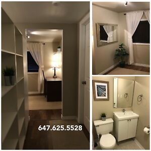 Feb 1, All-Inclusive, Fully-Furnished, near Harmony and Hwy 401