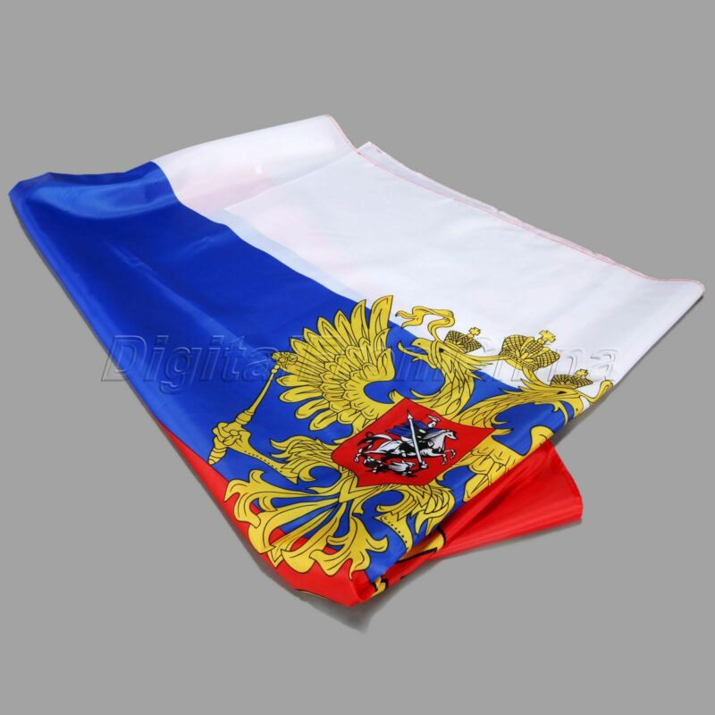 Russian Federation Presidential Standard President Of Russia Flag 3x5FT US STOCK