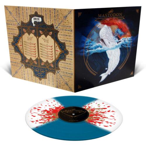 MASTODON Leviathan LP Butterfly Splatter Vinyl NEW Relapse LP4473R