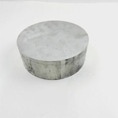 7 Diameter 6061 Solid Aluminum Round Bar 2.625 Long Lathe Stock Sku 199427
