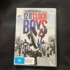 TWELVE OCLOCK BOYS DVD Yarra Glen Yarra Ranges Preview