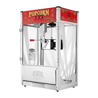 Great Northern Popcorn Company 6222 Gnp 16 Oz. Top Popcorn Machine 16 Ounce