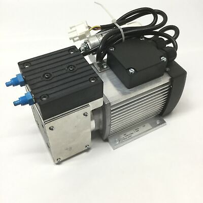 Knf Pm29834-828 Diaphragm Gas Pump 230vac 100w 100mbar Vacuum 100kpa Max
