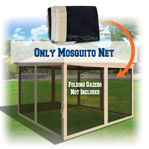 4 pack Canopy Sidewalls for 10
