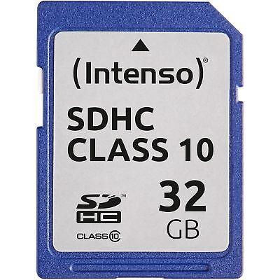Intenso Secure Digital SDHC Card 32 GB, Speicherkarte