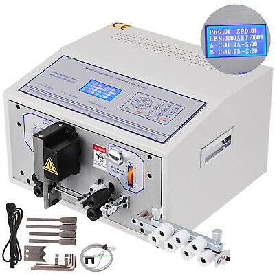 Automatic Computer Wire Peeling Stripping Cutting Machine Swt508-sdb 0.1-2.5 Mm