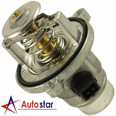 Thermostat Housing Assembly For BMW 545i 550i 645i 650i 745 750 E65 E66 X5 X6
