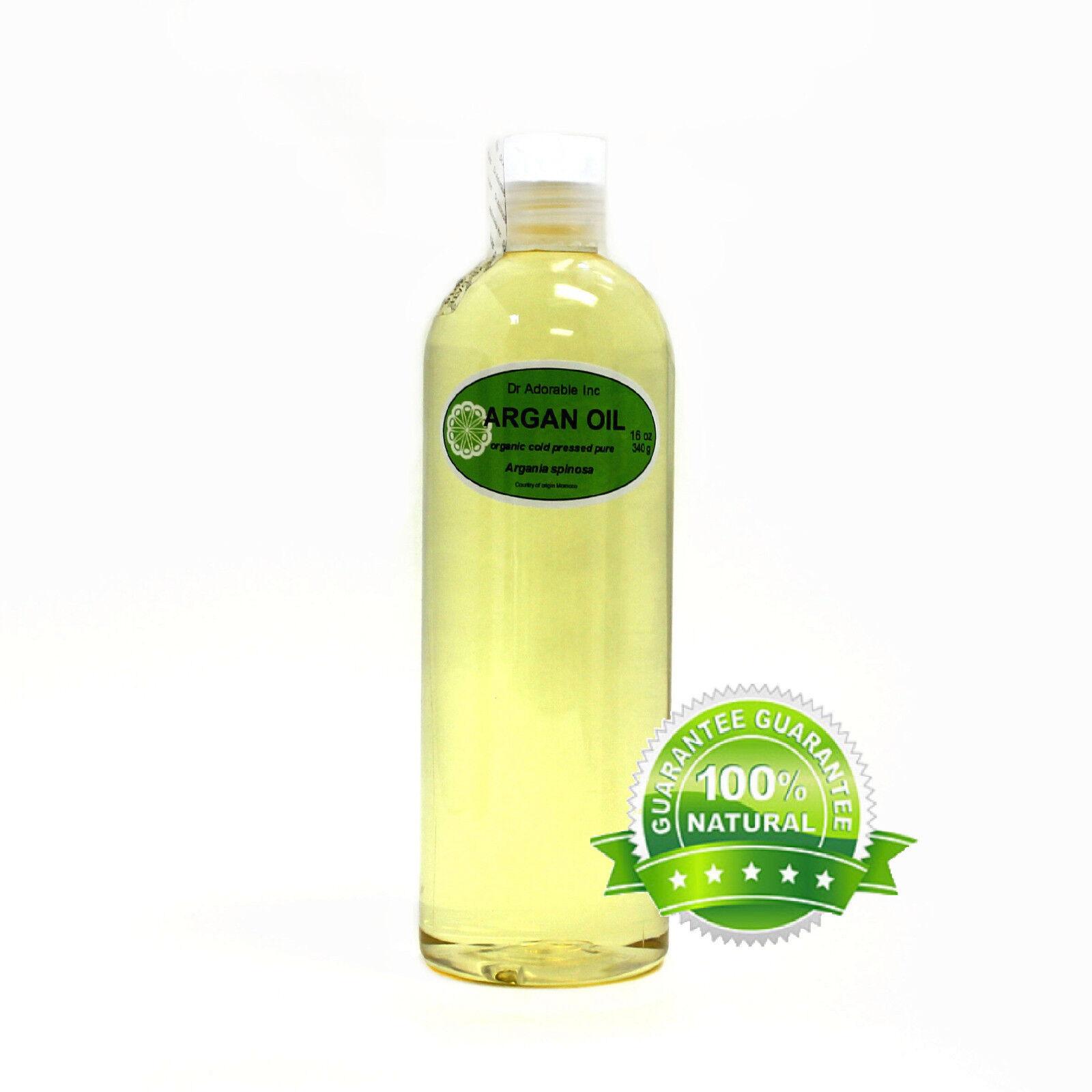 Moroccan Argan Tree Oil Hair Treatment Serum By Dr.adorab...