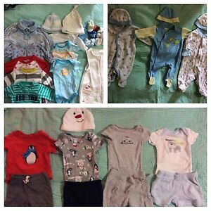 Large lot of Newborn clothes