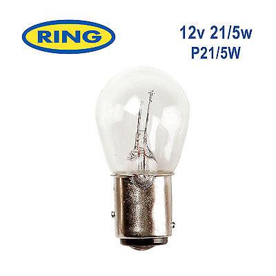 RING P215W 12v 215w Brake LightTail Light Bulb RB380