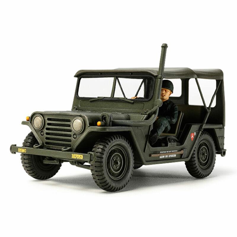 Tamiya America Inc 1/35 US Utility Truck M151A1 Vietnam War