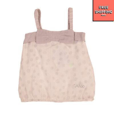 LIU JO Top Size 3M Silk Blend Polka Dot