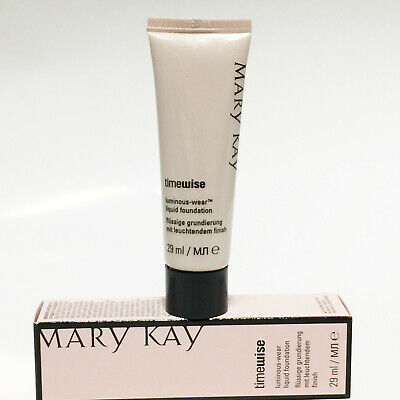 Wear Liquid Foundation (Mary Kay Time Wise Luminous Wear Liquid Foundation 29 ml)