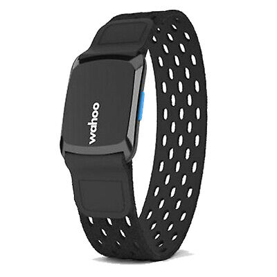 Wahoo WFBTHR03 TICKR Fit Heart Rate Black Armband Monitor Bluetooth and ANT+