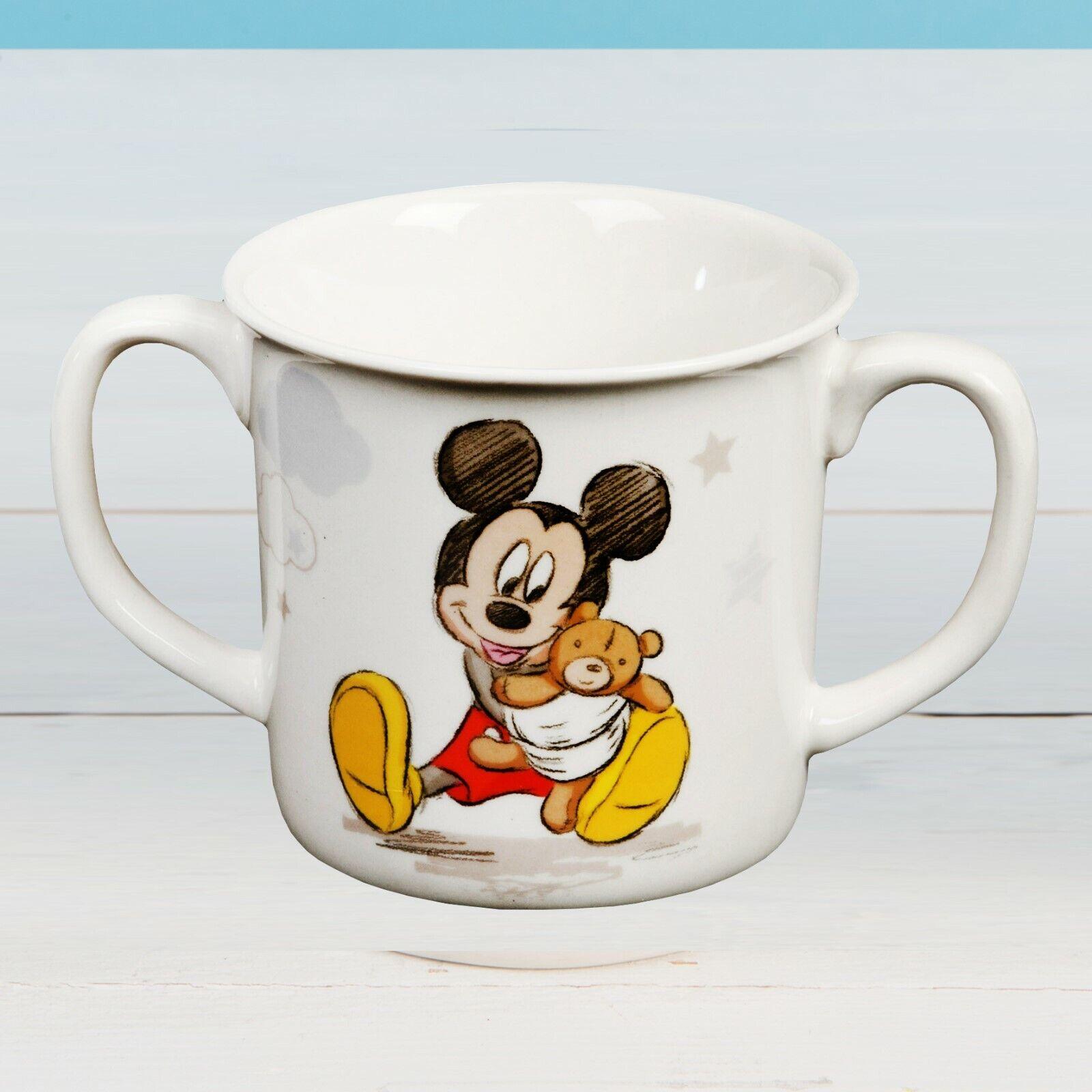 Disney Baby Magical Beginnings Ceramic Mug Mickey Mouse DI405 Christening Gift
