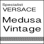 Medusa Vintage 100% AUTHENTIC