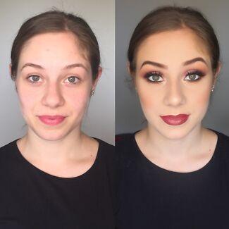 Makeup artist $50