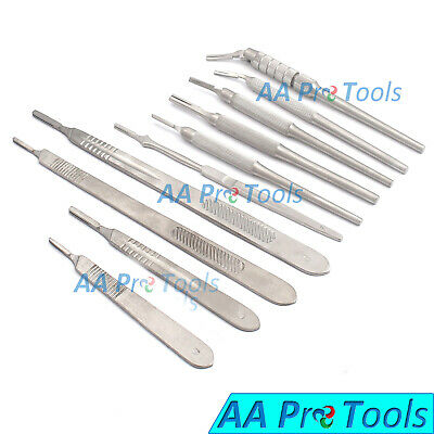 Surgical Scalpel Handle Knife Stainless Steel Medical Instruments
