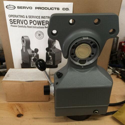 SERVO ELECTRONIC POWER TABLE FEED for BRIDGEPORT 200-150