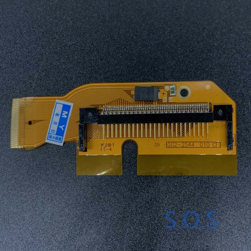 For Canon EOS 7D Replacement CF Memory Card Slot Reader Board Repair Part Uint