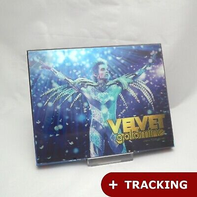 Velvet Goldmine Blu-ray w/ Lenticular Cover