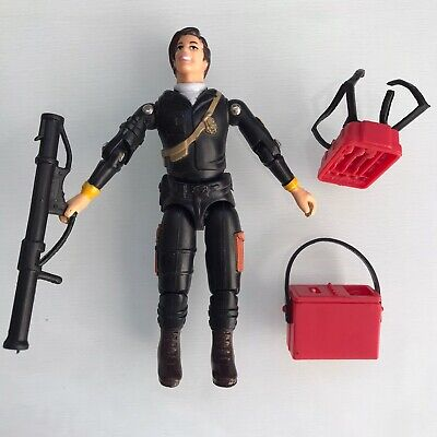 """Vintage Mego A-Team FACE 3.75"""" Action Figure Toy and Accessories 1983"""