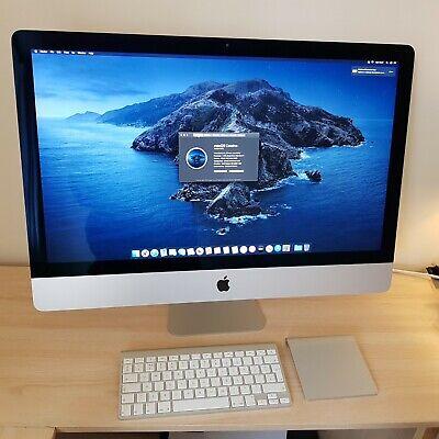iMac Core i7, 3.4GHZ, Late 2015, 27, Retina 5K, 4.512TB fusion drive