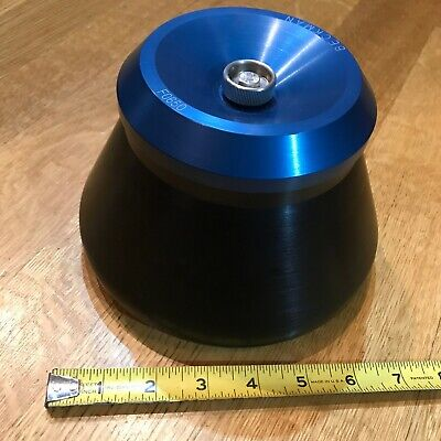 F0650 Beckman Fixed-Angle Aluminum Rotor 6 x 50 mL, 21,000 rpm, 41,400 x g Fixed Angle Rotor