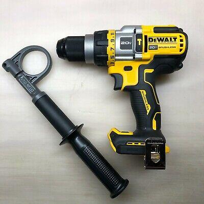 Dewalt Dcd999b 20v Xr 12 Cordless Brushless Hammer Drill Bare Replaces Dcd996b