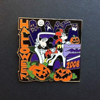 World of Disney Store New York Halloween 2008 Mickey LE 1000 Disney Pin 65532 - Halloween Store Ny