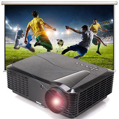 LX500HD Beamer LED WXGA @Native 1280x800@ Projektor 2x HDMI 2x USB HD Ready 720p