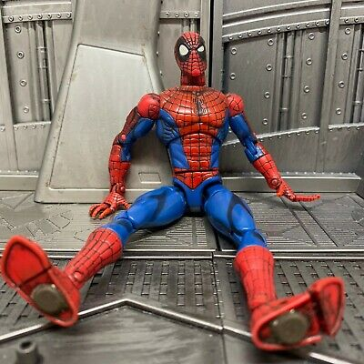 "Marvel Legends Spider-Man Classics Origins 6"" Inch Action Figure LOOSE LEGS!"